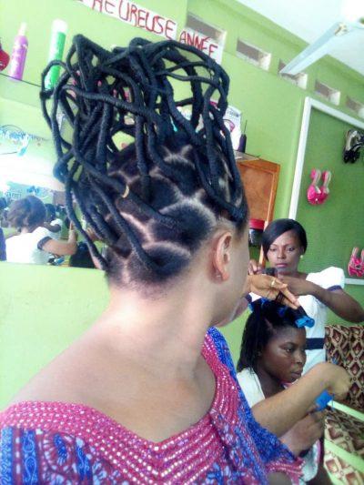Nos modèles de coiffures