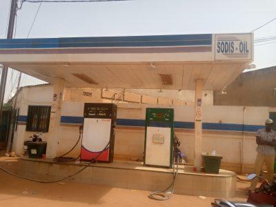SODIS-OIL