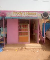 PRUDY'S HOUSE