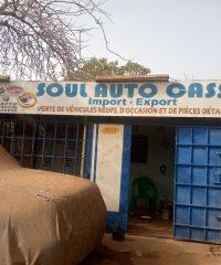 SOUL AUTO CASSE