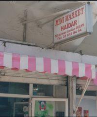 Mini Market Haider