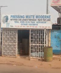 Pressing Mixte moderne